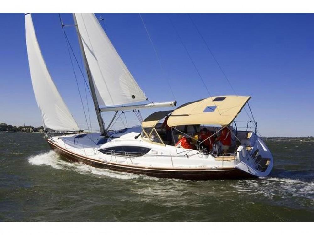 Boat rental Volos cheap Sun Odyssey 45DS