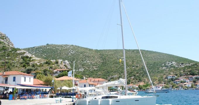 Rental Sailboat in Skopelos Town - Bénéteau Oceanis 40