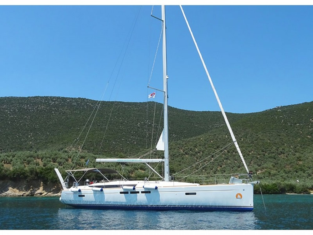 Sailboat for rent Volos Municipality at the best price