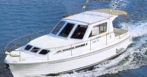 Boat rental Sas Vektor ADRIA 1002 in Sukošan on Samboat