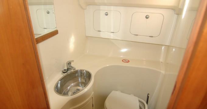 Rental yacht Sukošan - Sas Vektor ADRIA 1002 on SamBoat