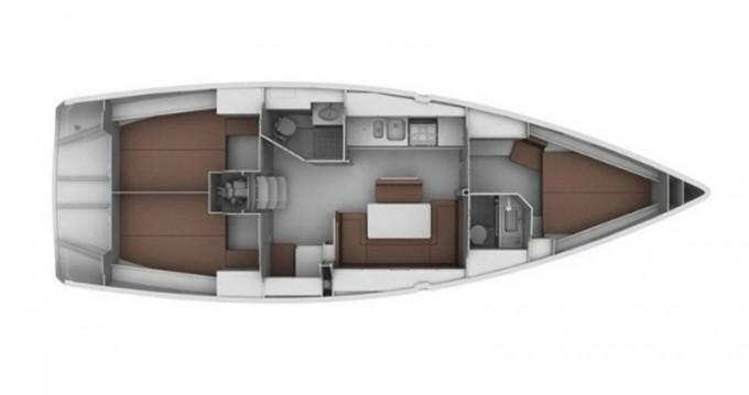 Boat rental Bavaria Bavaria 40 Cruiser in Gouvia on Samboat