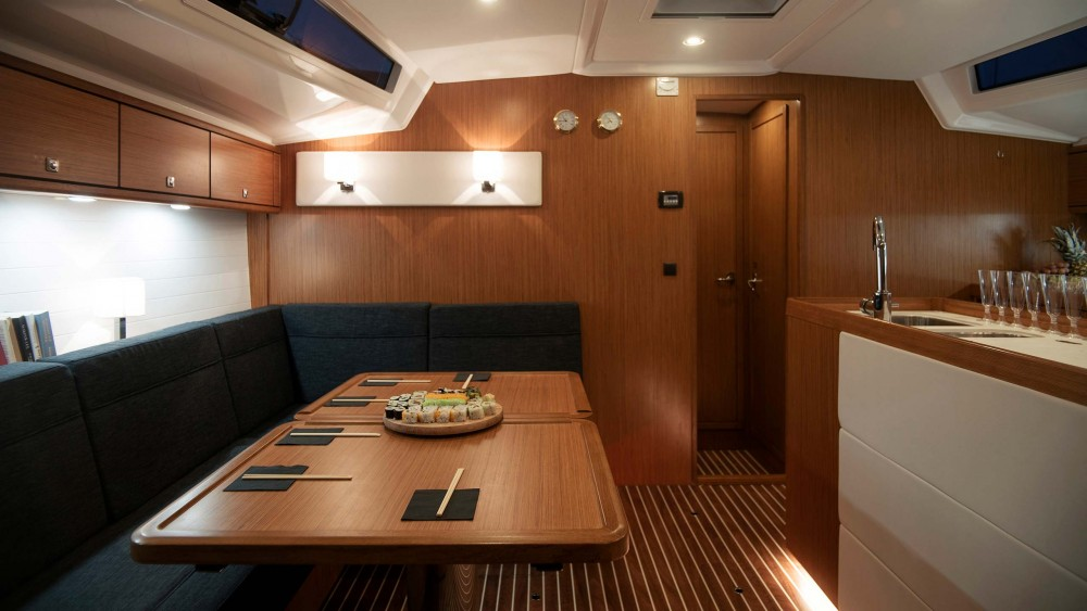 Bavaria Bavaria Cruiser 56 between personal and professional Kontokali