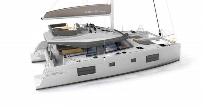 Rental Catamaran in Gouvia - Nautitech Nautitech 46 Fly