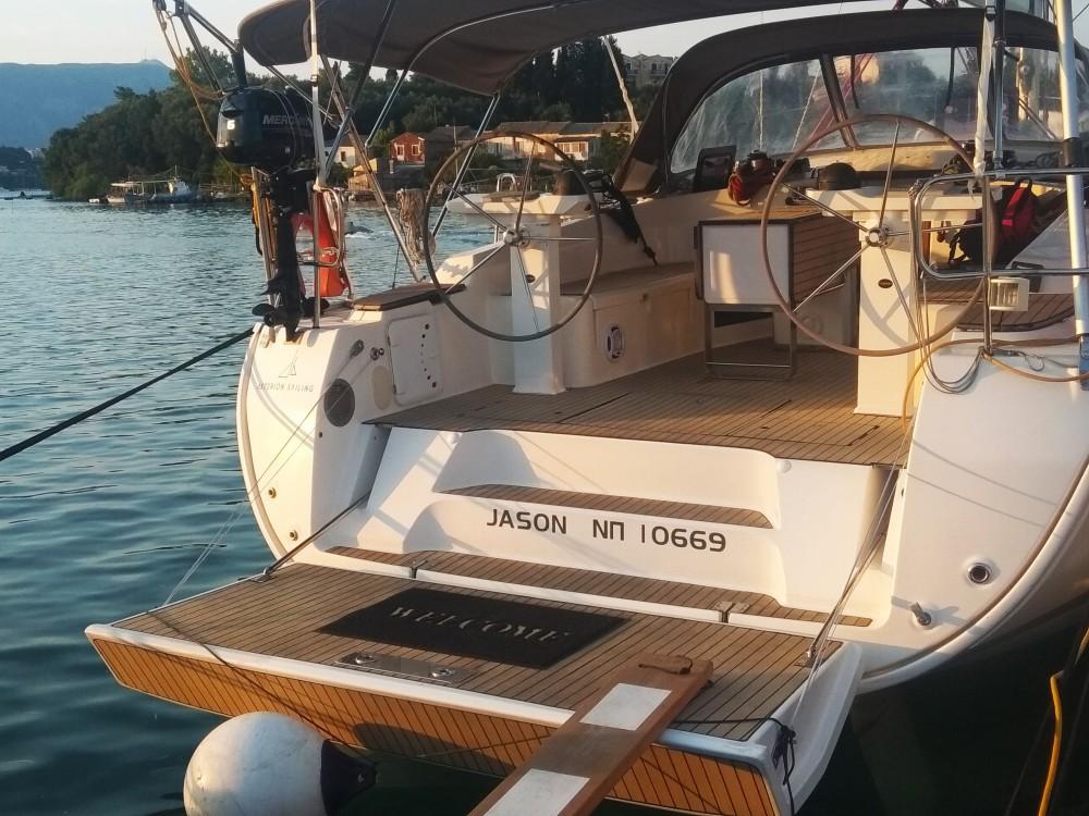 Rental yacht Kontokali - Bavaria Bavaria 45 Cruiser on SamBoat