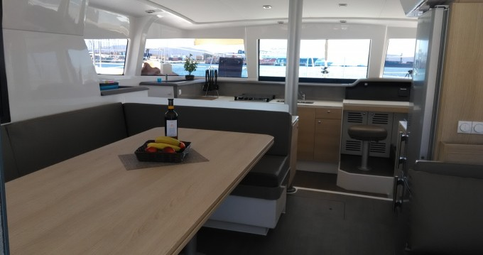 Hire Catamaran with or without skipper Bali Λαύριο