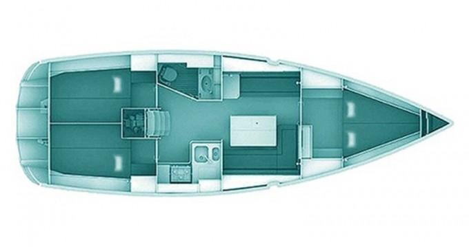Rent a Bavaria Cruiser 36 Skopelos Town