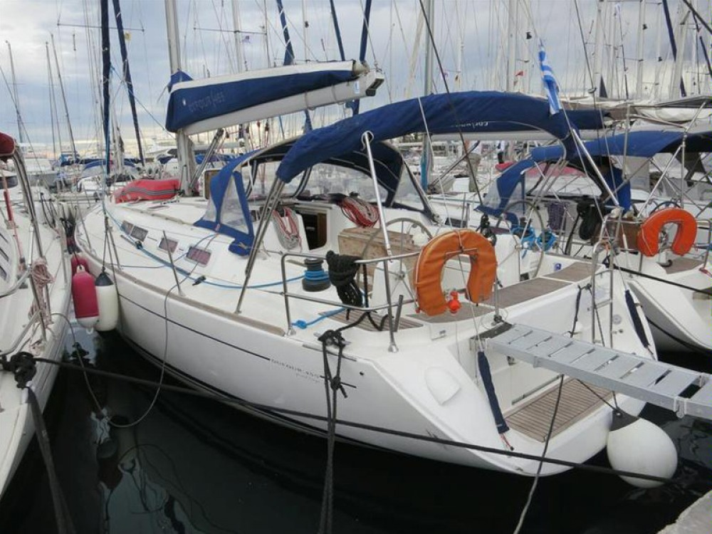 Dufour Dufour 455 GL between personal and professional Capo d'Orlando