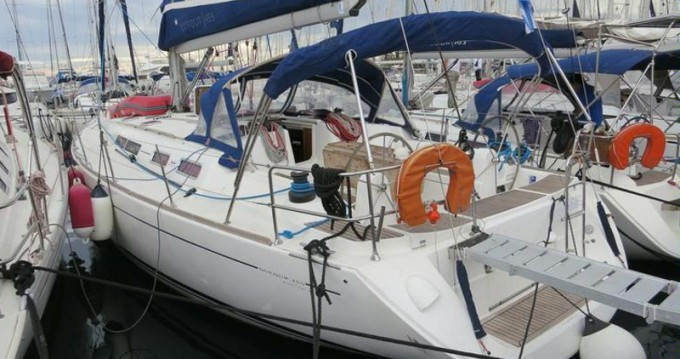 Hire Sailboat with or without skipper Dufour Capo d'Orlando