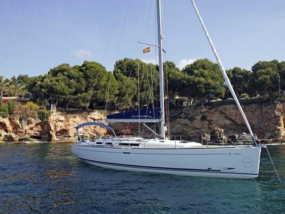 Boat rental Marina di Ragusa cheap Dufour 455 GL