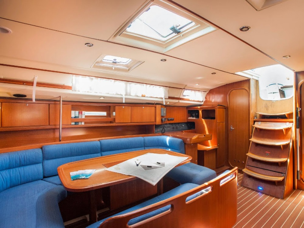 Sailboat for rent Marina di Ragusa at the best price