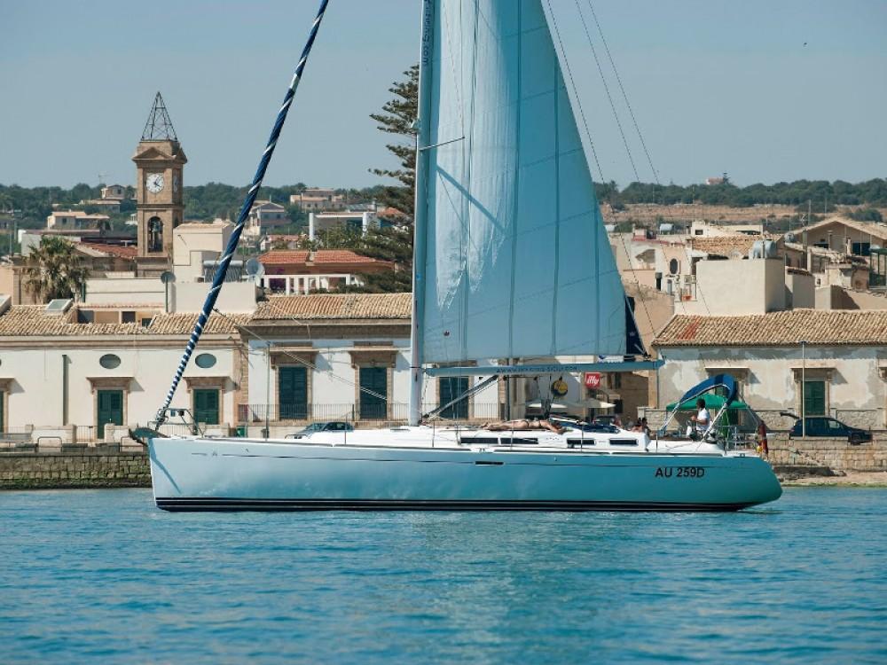 Rental Sailboat in Marina di Ragusa - Dufour Dufour 455 GL