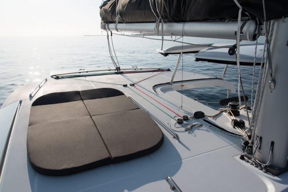 Rental Catamaran in Capo d'Orlando - Lagoon Lagoon 42
