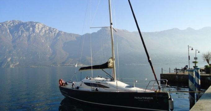 Rental Sailboat in Malcesine - Nautiner Nautiner 30S Race