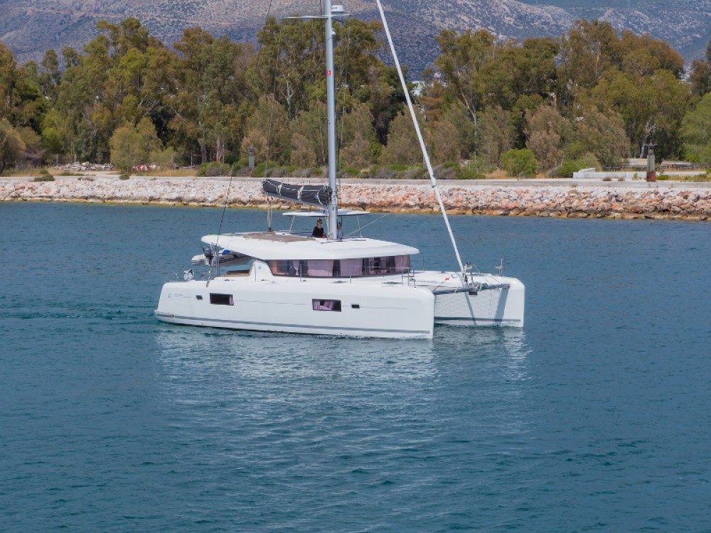 Rental yacht Lefkada - Lagoon Lagoon 42 on SamBoat