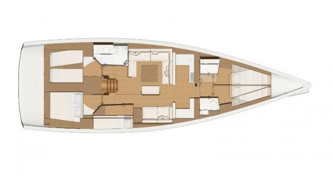 Boat rental Marina di Portorosa cheap Dufour 520 Grand Large