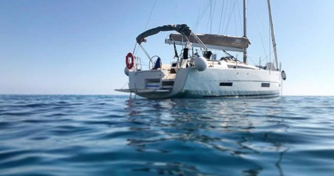 Boat rental Marina di Portorosa cheap Dufour 390 Grand Large