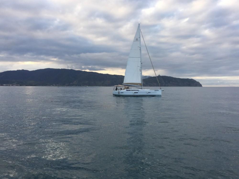 Rental Sailboat in  - Dufour Dufour 460 Grand Large Aquilo 2016