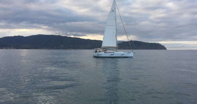 Boat rental Porto di Balestrate cheap Dufour 460 Grand Large Aquilo 2016