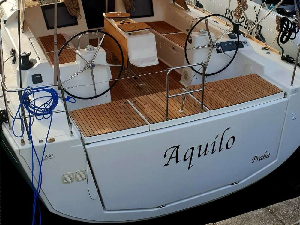 Boat rental Dufour Dufour 460 Grand Large Aquilo 2016 in  on Samboat