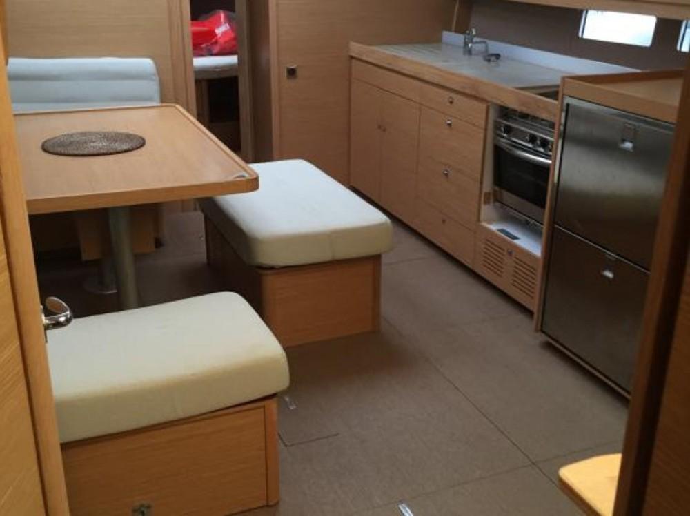 Boat rental  cheap Dufour 460 Grand Large Aquilo 2016