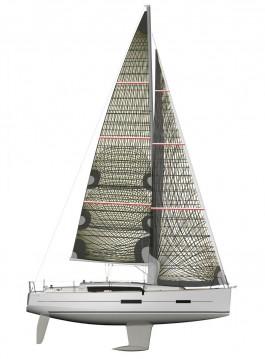 Rental yacht Ponta Delgada - Dufour Dufour Grand Large 382 on SamBoat