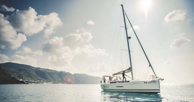 Boat rental Ponta Delgada cheap Dufour Grand Large 382