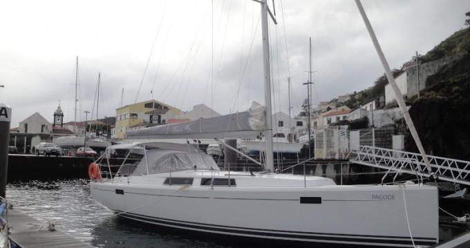 Rental Sailboat in Ponta Delgada - Hanse Hanse 385