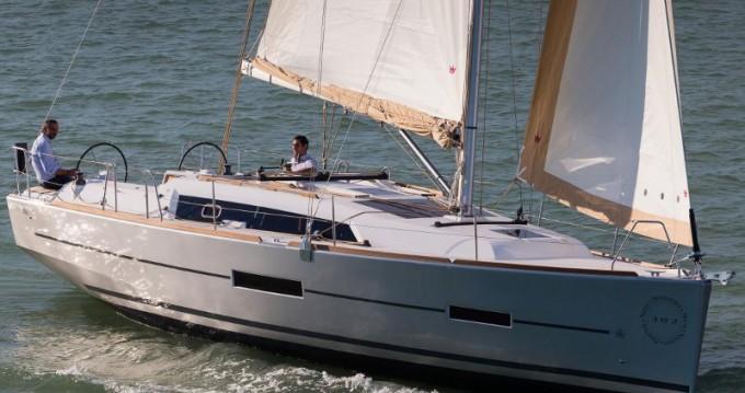 Dufour Dufour 382 Grand Large Shira 2018 between personal and professional Marina di Portorosa