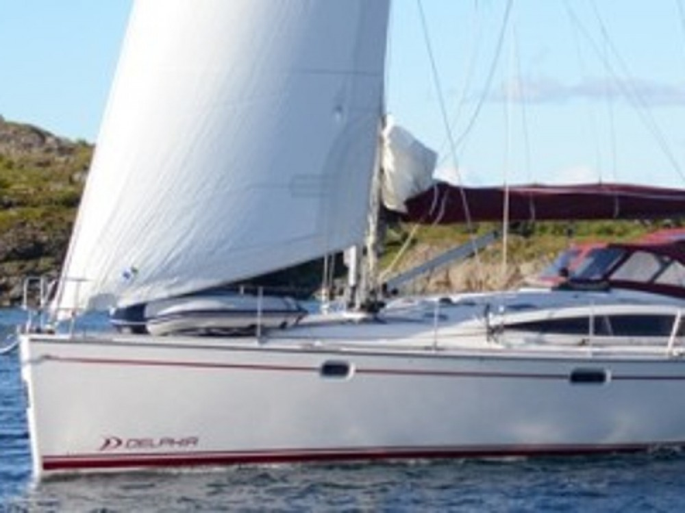 Rental Sailboat in Tromsø - Delphia Delphia 47