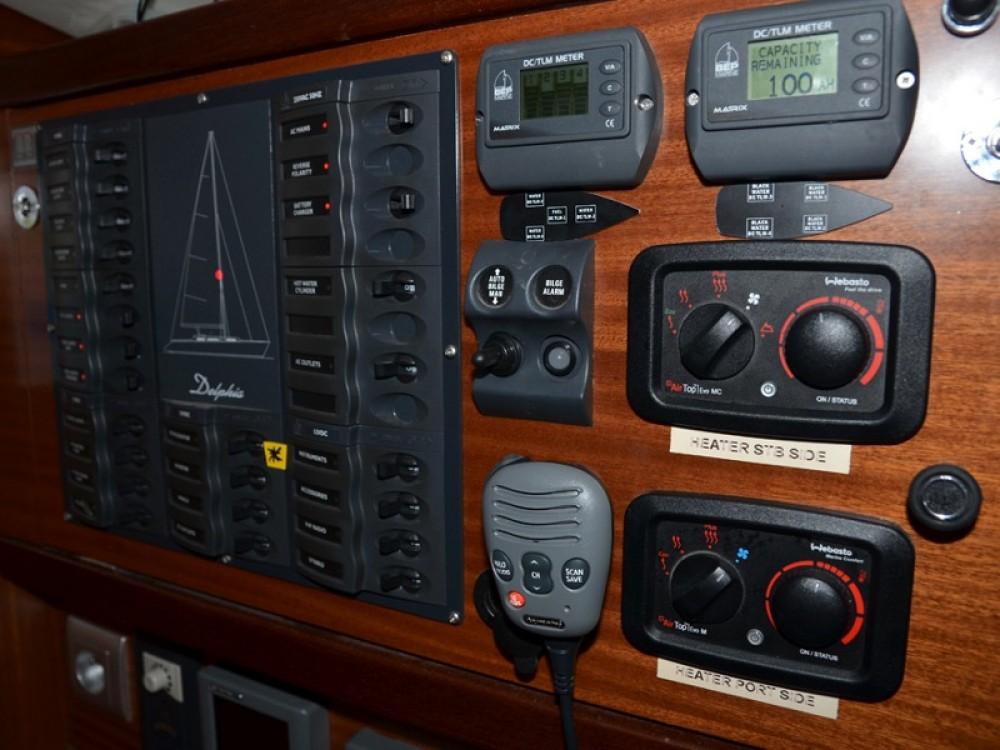 Boat rental Delphia Delphia 47 in Tromsø on Samboat