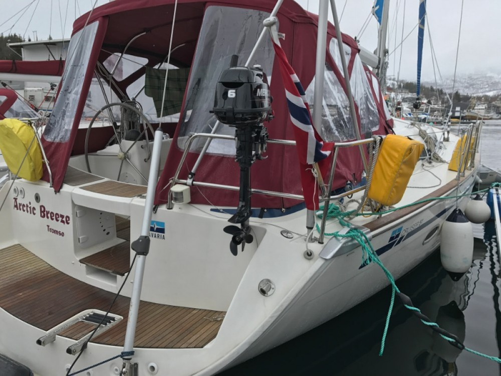 Hire Sailboat with or without skipper Bavaria Tromsø