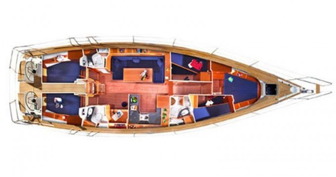 Boat rental Tromso cheap Cruiser 51