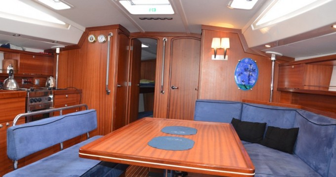 Boat rental Harstad cheap Delphia 47-Ice