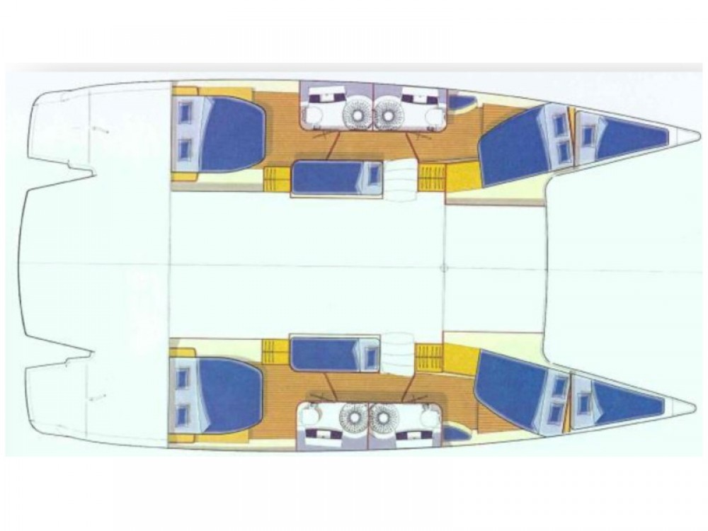 Hire Catamaran with or without skipper Fountaine Pajot Tromsø
