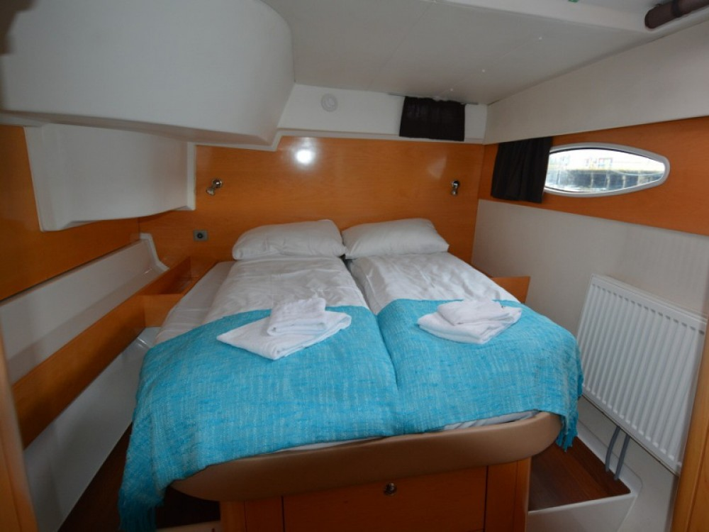 Boat rental Fountaine Pajot Salina 48 in Norway on Samboat