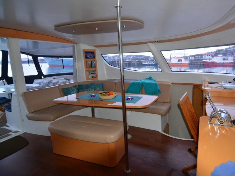 Catamaran for rent Tromsø at the best price