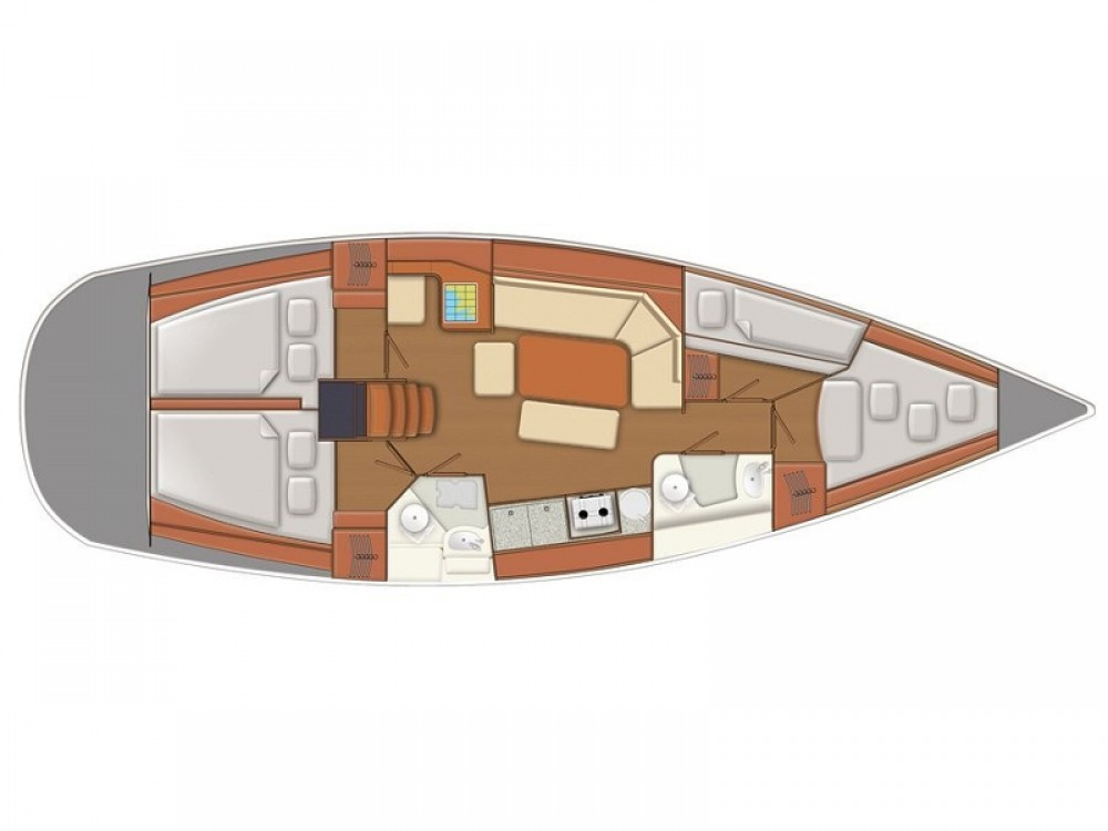 Sailboat for rent Tromsø at the best price