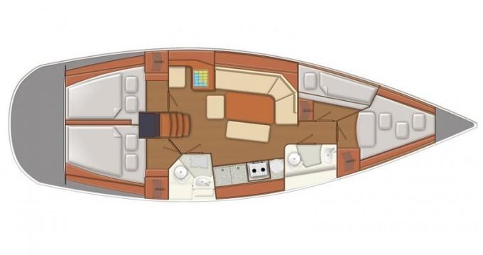 Boat rental Tromso cheap Delphia 40
