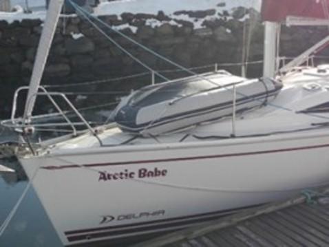 Boat rental Delphia Delphia 33 in Harstad on Samboat