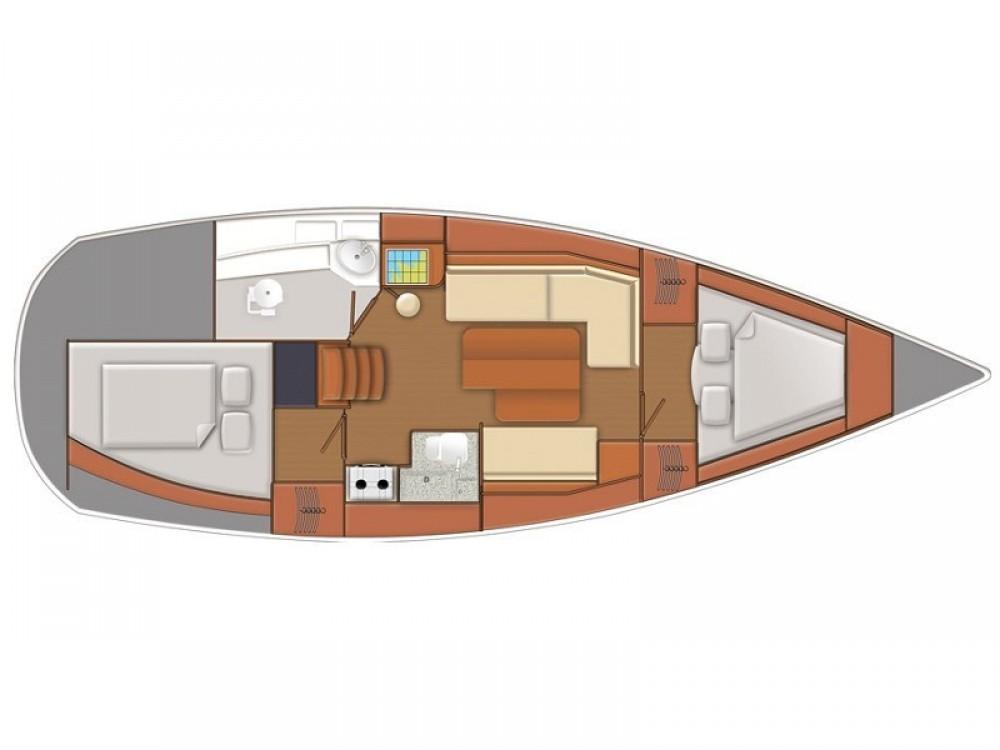Rental yacht Svolvær - Delphia Delphia 33 on SamBoat