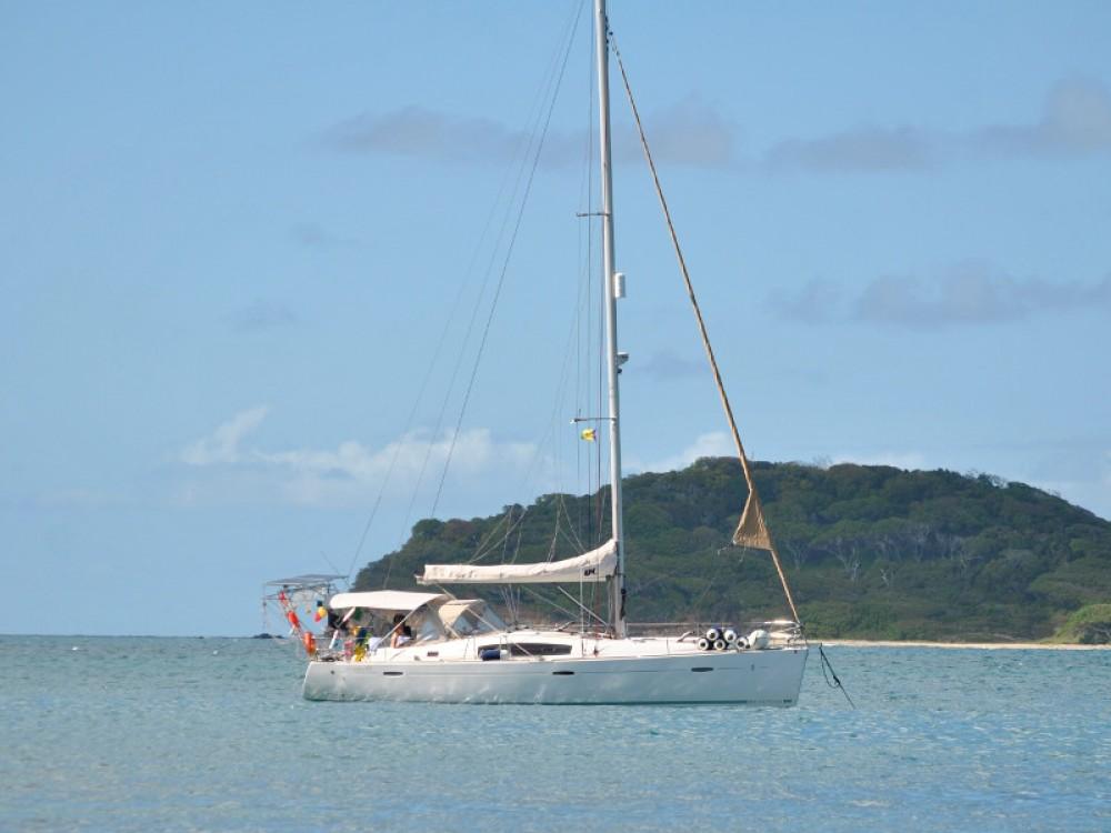 Rental Sailboat in Nieuwpoort - Bénéteau Oceanis 43
