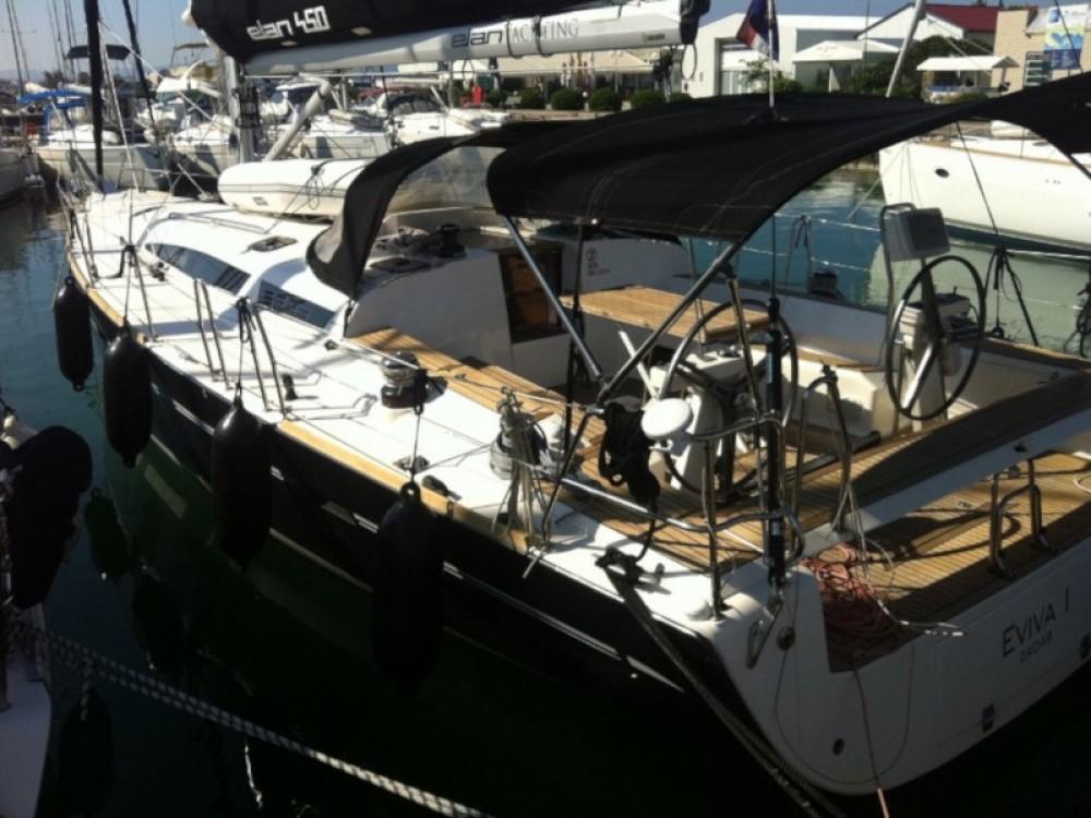 Rental Sailboat in Murter - Elan Elan 450 Performance