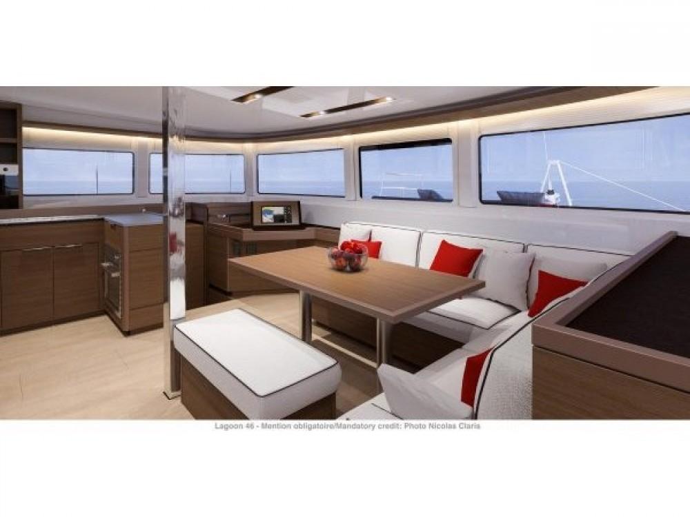 Catamaran for rent Sochi at the best price