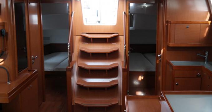 Rental yacht Kos - Bénéteau Oceanis 55 on SamBoat
