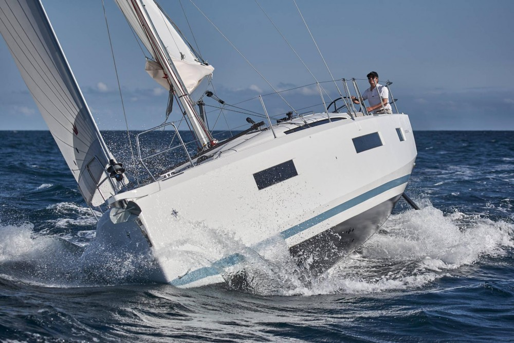Rental Sailboat in Alimos Marina - Jeanneau Sun Odyssey 440