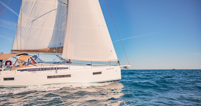 Rental yacht Athens - Jeanneau Sun Odyssey 410 on SamBoat