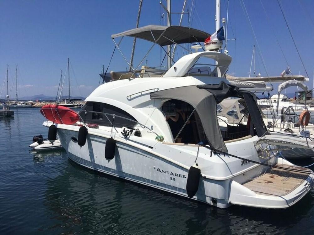 Boat rental Mali Lošinj cheap Beneteau Antares 36 Fly