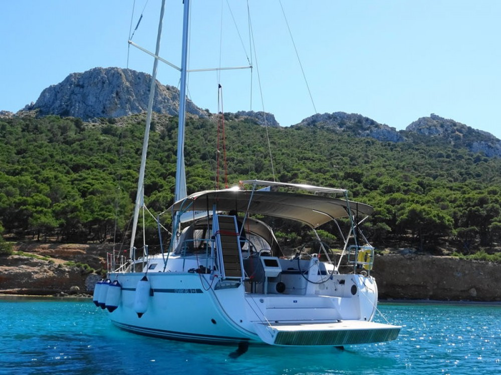 Boat rental Álimos cheap Bavaria Cruiser 46