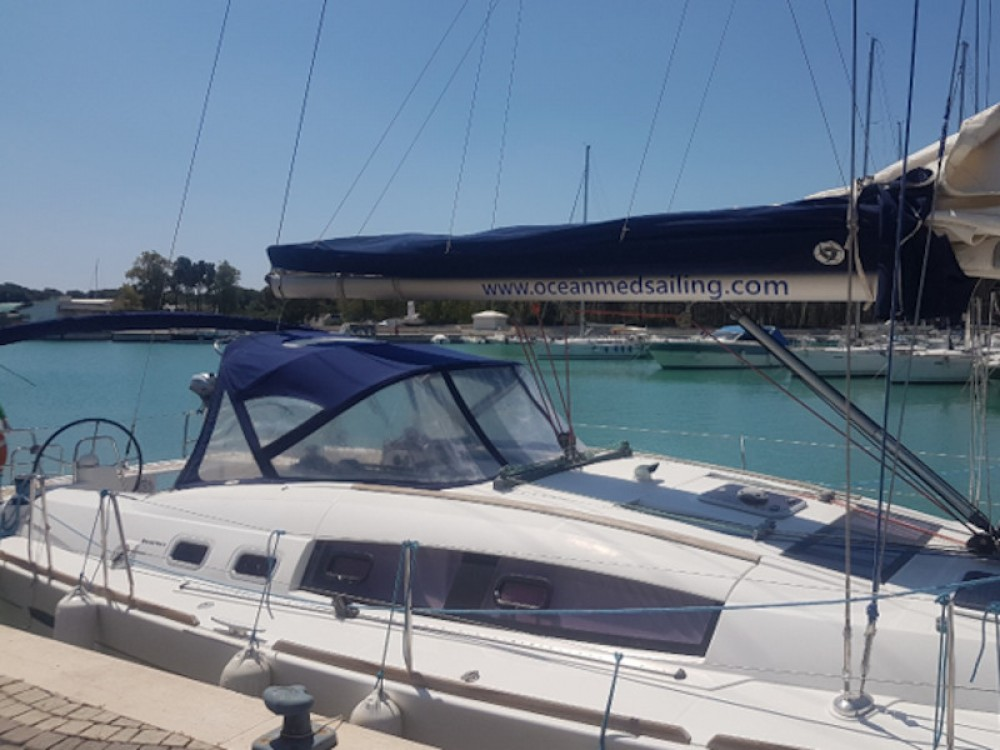 Rental yacht Castrignano del Capo - Bénéteau Oceanis 46 on SamBoat